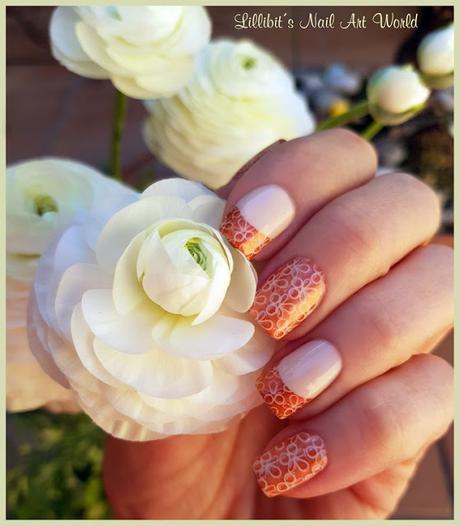 Flores estampadas con Dim Light BP-ET06 de Born Pretty Store