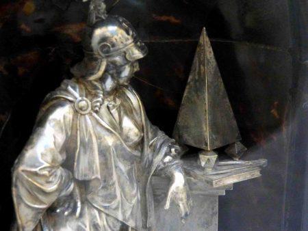 Geometría en el Gabinete del Príncipe del Museo de Artes Aplicadas de Viena