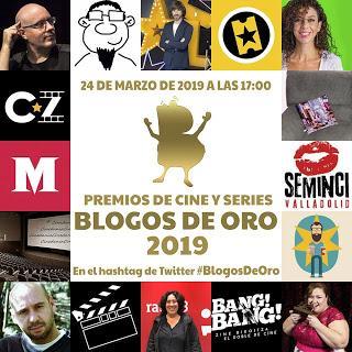 VI Edición Premios Blogos de Oro