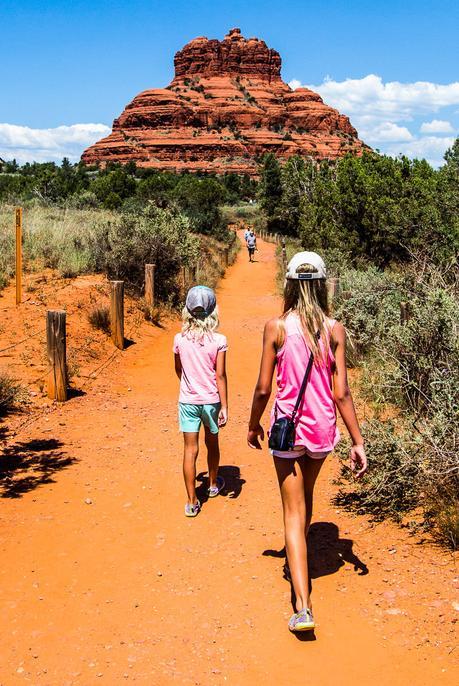bell-rock-path-sedona-az ▷ Comenta 18 cosas increíbles para hacer en Sedona con niños (o sin ellas) por Of Thyroid Cancer and Thanksgiving