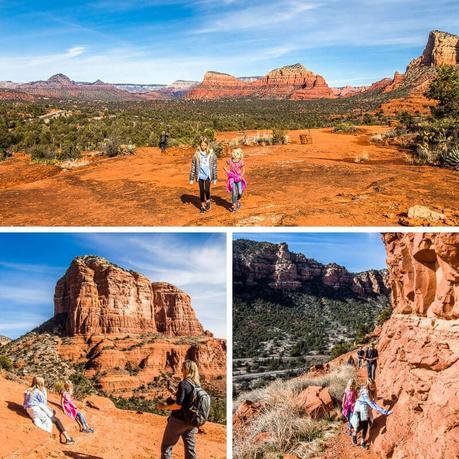 bell-rock-climb-1 ▷ Comenta 18 cosas increíbles para hacer en Sedona con niños (o sin ellas) por Of Thyroid Cancer and Thanksgiving