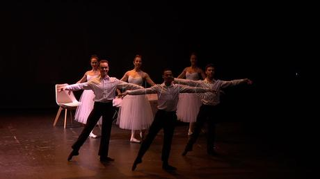 El vuelo del cisne tributo Billy Elliot