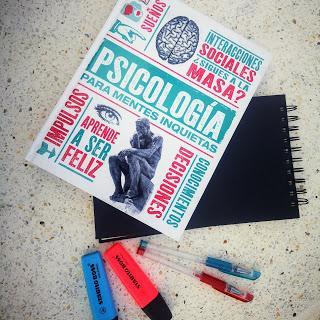 La psicoreseña: Psicología para mentes inquietas