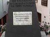 Monumentos zapateros: Levantado pequeño pueblo Tenerife recuerda zapateros lugar