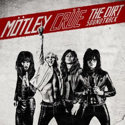 Mötley Crüe: Lanza el soundtrack para The Dirt