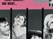 NOCHE IGUANA (John Huston) Richard Burton, Deborah Kerr, Gardner, Lyon