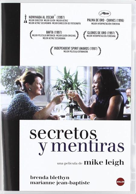 SECRETOS Y MENTIRAS (Mike Leigh)