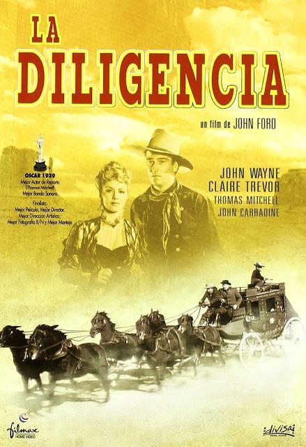 LA DILIGENCIA - John Ford