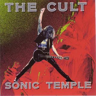 The Cult - Sun King (1989)