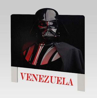 EE.UU se inspira en 'Darth Vader' para agredir a Venezuela