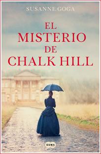 ~♥ Reseña #359 = El Misterio de Chalk Hill ~ Susanne Goga