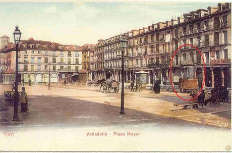Los desaparecidas Vespasianas o urinarios públicos de superficie en Valladolid.