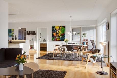 Diseño danés en todas las habitaciones