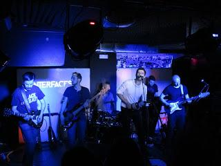Concierto Interfaces + La Perfecta Moment, Madrid, Sala Maravillas, 23-3-2019