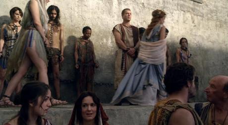 Servus.la esclavitud, verdadera fuerza poder roma. breve reseña novela
