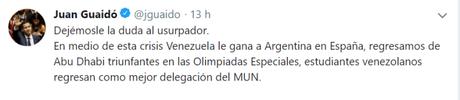 """¿Porque #Venezuela le gana a la #Argentina de Messi o porque #Maduro derrota a #Trump y a su titere """"aguado""""?"""