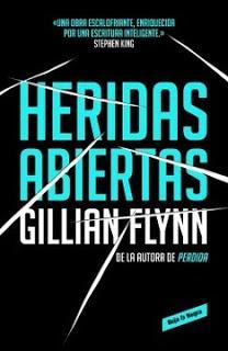 Gillian Flynn: Heridas abiertas