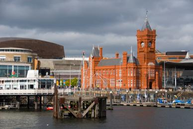 Cardiff, puerta de entrada a Gales