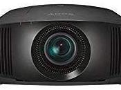 nuevo proyector Sony está orientado usar casa reducir juegos