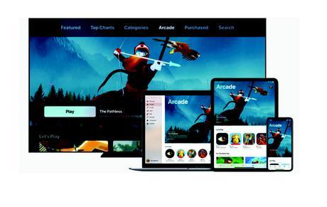 Arcade, TV+ y todo lo nuevo que trajo Apple
