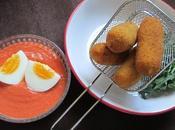 Croquetas patata bacalao
