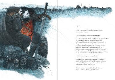 Dragón, un fabuloso cuento de Ray Bradbury