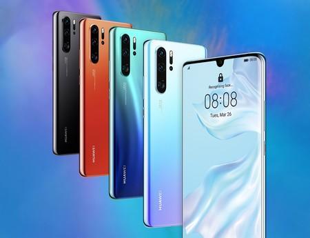 Nuevos Huawei P30 y P30 Pro presentados