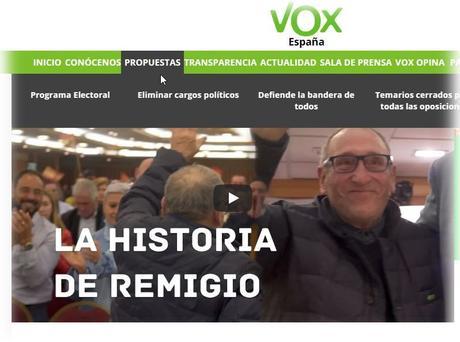 Ni PSOE, ni PP, ni Ciudadanos han colgado su programa electoral 2019 en sus webs