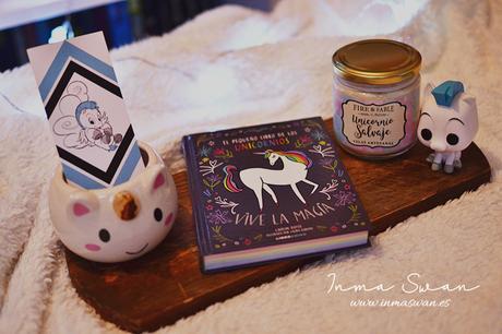 Reseña | El pequeño libro de los Unicornios