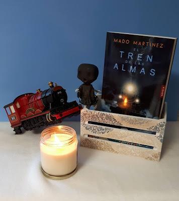 El tren de las almas (Mado Martínez)