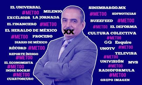 #MeTooPeriodistasMexicanos, o el silencio del poder
