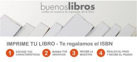 Impresión de libros online en 4 sencillos pasos
