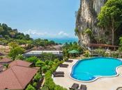 mejores lugares para alojarse playa Railay