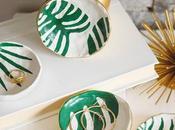 DIY: vaciabolsillos tropicales pasta modelar