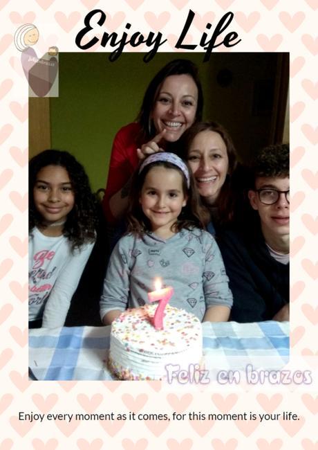 El séptimo cumpleaños de Sara
