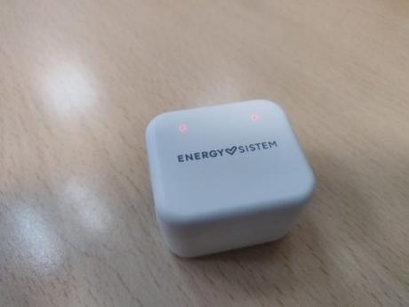 Energy Earphones Style 6 True Wireless, golpe en la mesa de Energy Sistem