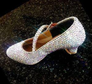 zapato de baile de salon
