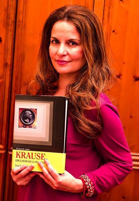 Magnífica biografía de Krause, por Enrique M. Ureña