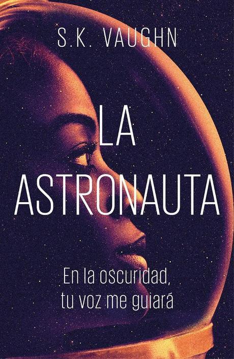 Portada de La astronauta