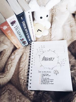 Lecturas de marzo
