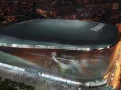 nuevo Santiago Bernabéu pone marcha