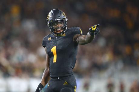 Los 5 mejores WR del Draft NFL 2019