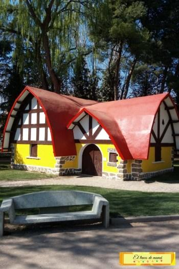 La Casita de Blancanieves en Huesca: #MM