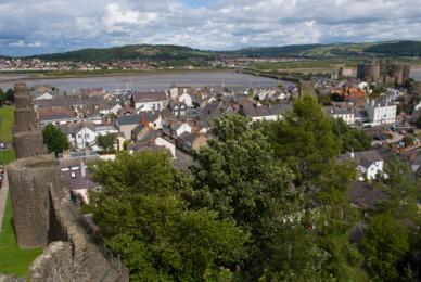 Snowdonia y las tierras del norte