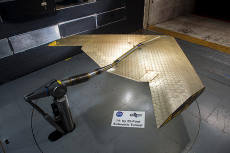 Los ingenieros del MIT y la NASA desarrollan un nuevo tipo de ala de avión
