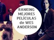 Ranking Mejores Películas Anderson
