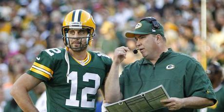 Aaron Rodgers y la falta de títulos en su era con los Packers