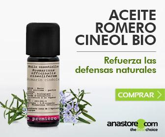 Aceite esencial Romero cineol Bio