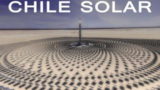 Energía solar en Chile: El futuro de las Plantas de Concentración Solar de Potencia (CSP)
