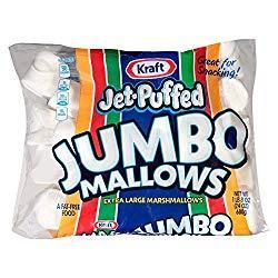 Decora  tu mesa de dulces con marshmallows malvaviscos